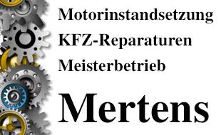 Mertens Motorinstandsetzung