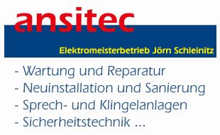 ansitec Jörn Schleinitz - Elektromeister