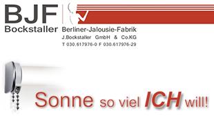 Berliner Jalousie-Fabrik J. Bockstaller GmbH & Co.KG