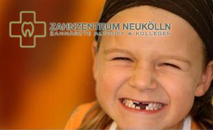 Logo von Althoff, Timur, M. Sc. - Zahnzentrum Neukölln