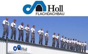 Logo von Holl Flachdachbau GmbH & Co. KG