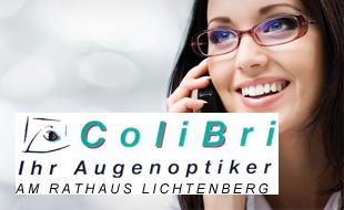 Logo von ColiBri Augenoptik am Rathaus Lichtenberg, Inh. Daniela Stanke