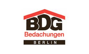 Logo von BDG Bedachungen Berlin GmbH