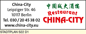 Bild 1 China City in Berlin