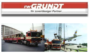 Bild zu Grundt Logistik + Spedition GmbH & Co. KG F. W. in Berlin