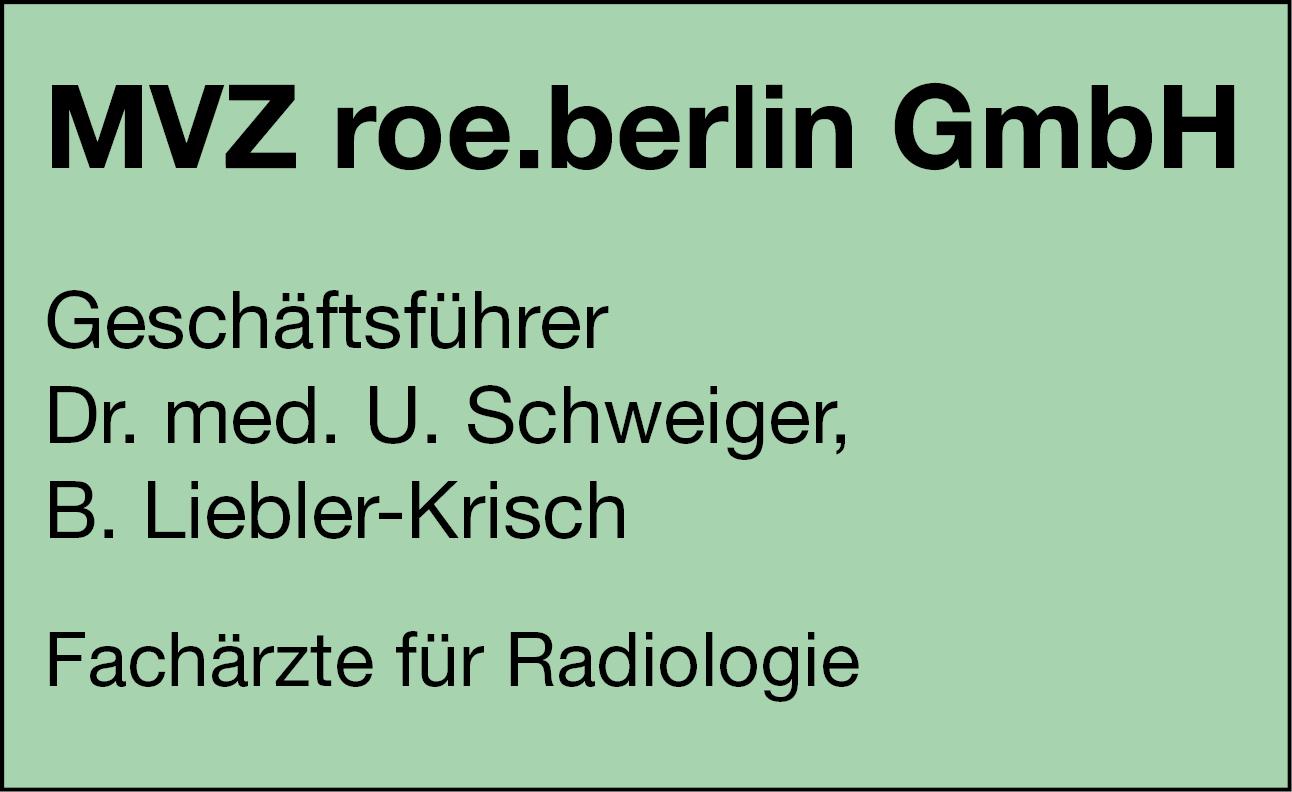 Schweiger, Ullrich, Dr. und Burkhard Liebler-Krisch