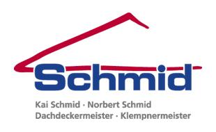 Bild zu Schmid, Kai - Dachdeckerei und Bauklempnerei in Berlin
