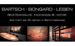 Bartsch · Bongard · Leben