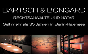 Bartsch &  Bongard