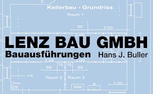 Logo von Lenz Bau GmbH
