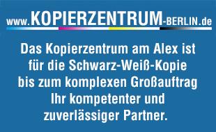 AIG mbH Berlin Kopier-Zentrum am Alex