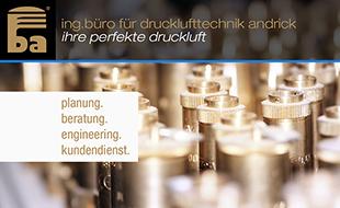 Andrick, Marcel - Ingenieurbüro für Drucklufttechnik