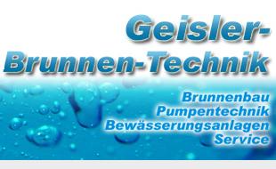 Geisler-Brunnen-Technik
