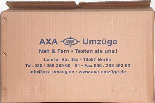 Bild 1 A.A.A.A.AXA Umzüge e.K. in Berlin