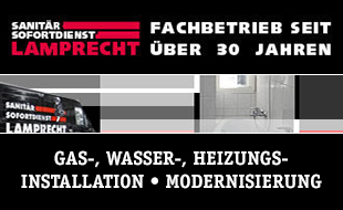 Lamprecht Sanitär-Sofortdienst GmbH