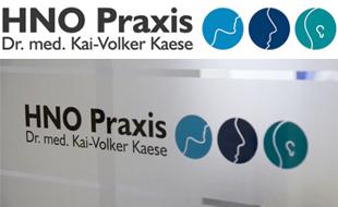 Logo von Kaese, Kai Volker, Dr. med. -<P>HNO-Praxis