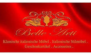 Belle Arti Möbel - Italienische Möbel & Accessoires