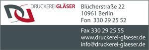 Bild 1 Druckerei Gläser in Berlin