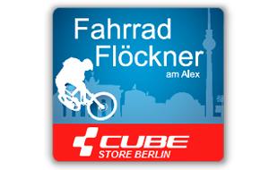 Logo von Fahrrad Flöckner am Alex - Cube Store Berlin