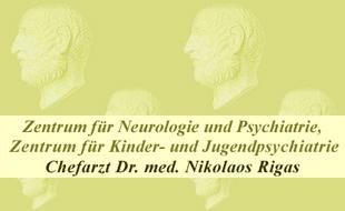 Rigas, Nicolaos, Dr. med. - Nervenarzt, Kinderpsychiater