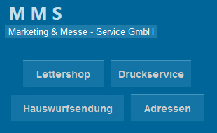 Logo von MMS Marketing & Messe Service GmbH