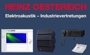 Logo von Oestereich - Elektrotechnik Heinz