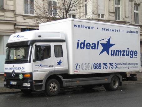 Bild 1 Ideal Umzüge GmbH in Berlin
