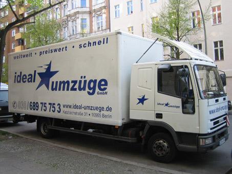 Bild 2 Ideal Umzüge GmbH in Berlin