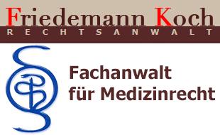 Koch, Friedemann, Fachanwalt für Medizinrecht