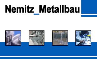 Nemitz, Jörg - Metallbau und Edelstahlverarbeitung