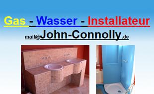 Connolly, John - Gas-Wasser-Installateur