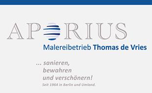 Aporius Malereibetrieb Inh. Thomas de Vries
