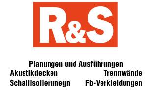 Logo von R & S Wand- und Deckenbau GmbH