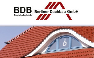 Bild zu BDB Berliner Dachbau GmbH in Berlin