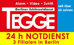 Bild zu Berliner Schlüsseldienst Tegge in Berlin