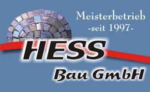 Logo von HESS Bau GmbH