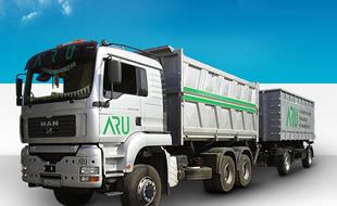 Bild zu ARU Gesellschaft für Abfalltransporte Recycling + Umweltschutz mbH in Berlin