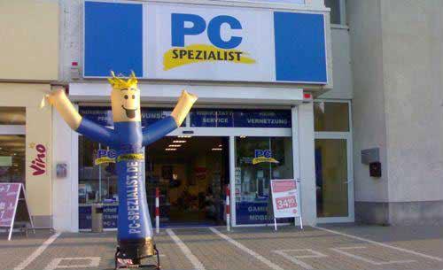 Bild 1 PC SPEZIALIST Systempartner TM Computervertriebs GmbH in Berlin
