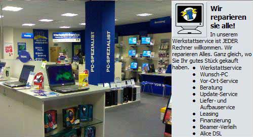 Bild 2 PC SPEZIALIST Systempartner TM Computervertriebs GmbH in Berlin