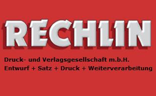 Logo von Carl O. Rechlin Druck- und Verlagsgesellschaft mbH