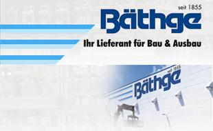 Bäthge Baustoffe GmbH & Co. KG