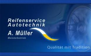 Reifenservice Autotechnik Andreas Müller GmbH