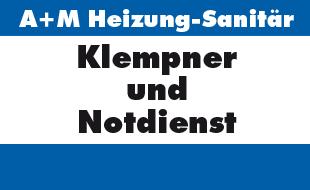 Bild zu A + M Heizung-Sanitär GmbH in Berlin