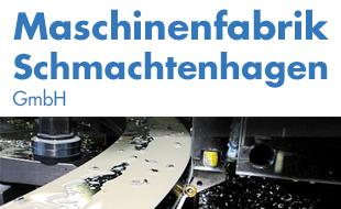 Maschinenfabrik Schmachtenhagen GmbH