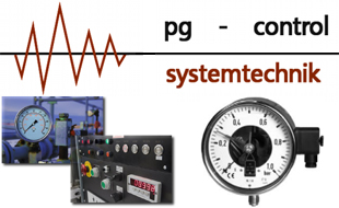 Logo von PG-Control Systemtechnik GmbH