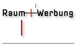 Logo von Raum + Werbung,  Inh. Ulrich Rechner