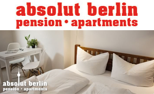 Logo von Pension Absolut Berlin