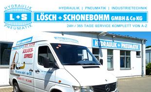 Hydraulik + Industrietechnik Lösch + Schonebohm GmbH & Co. KG