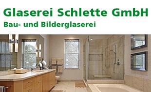 Logo von Glaserei Schlette GmbH
