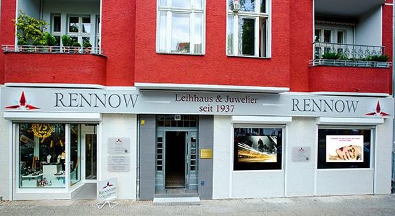 Bild 1 Rennow Leihhaus und Juwelier in Berlin